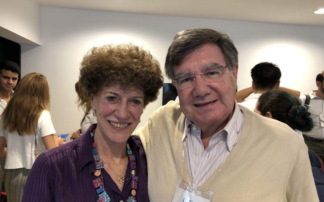 Peggy Rockefeller no Brasil