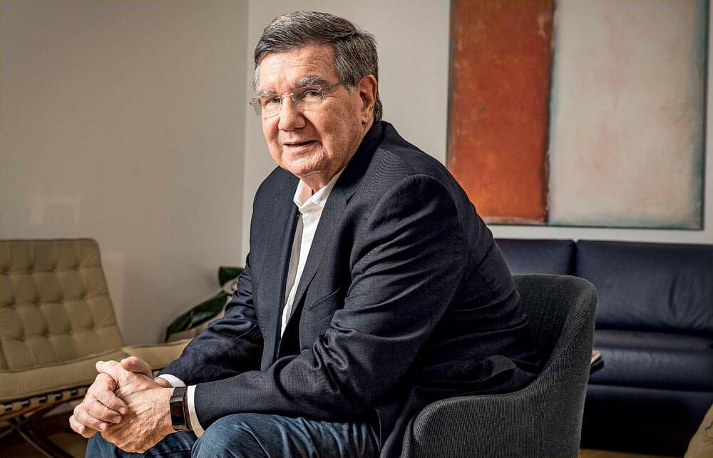 José Luiz Setúbal fala sobre filantropia nas Páginas Amarelas de Veja.
