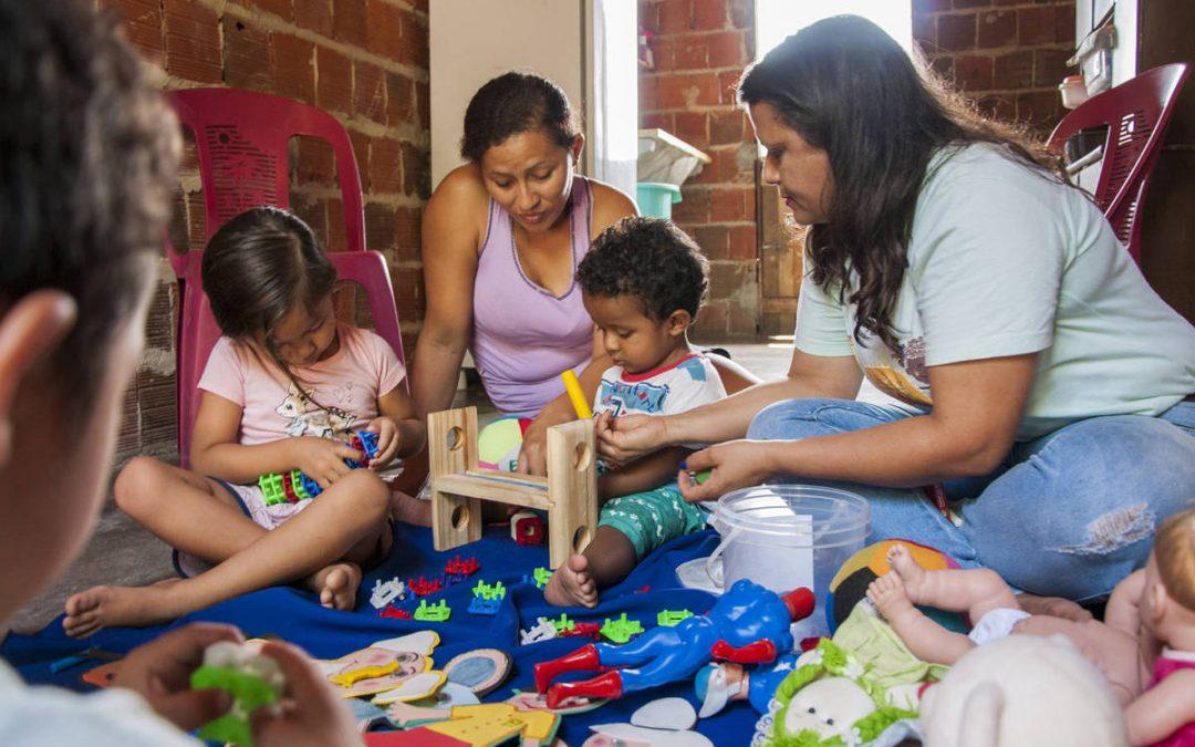 De olho no longo prazo, ações para a primeira infância ganham força