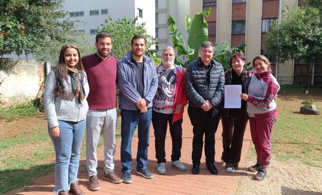 Fundação Revitaliza Praça em SP