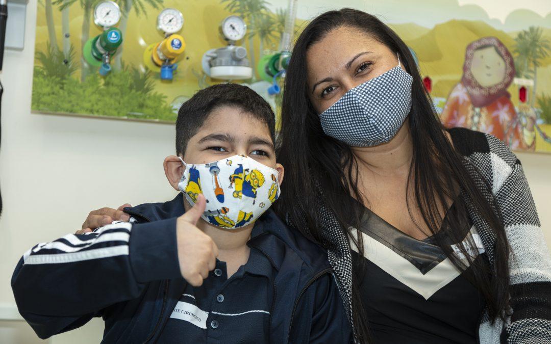 Cirurgias de estrabismo gratuitas no Hospital Sabará