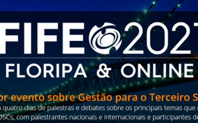 Fundação é um dos apoiadores do FIFE 2021